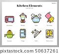Kitchen elements LineColor pack 50637261