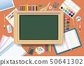 粉筆板 教育 學習 50641302