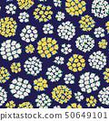 抽象花卉, 50649101