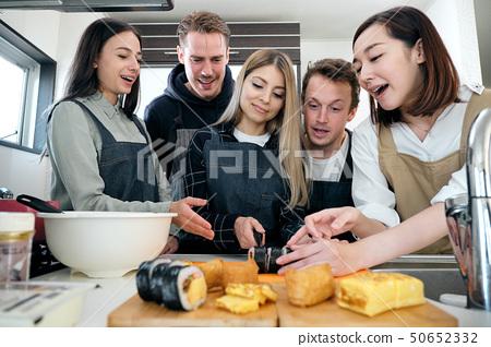外國人入境日本烹飪班 50652332