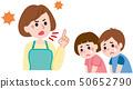 아이를 꾸짖는 어머니 50652790
