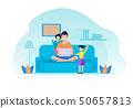 父亲 爸爸 房间 50657813