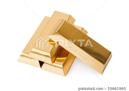 Gold bars 50662960