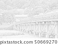 Togetsu bridge 50669270