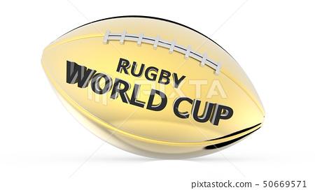 럭비 월드컵 3DCG 렌더링 50669571