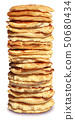 High Stack Of Pancakes 50680434