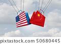 Trade War China United States 50680445