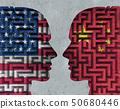 United States China Negotiations 50680446