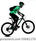Cyclist, Cycling, Mountain 50682176