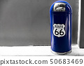blue bucket route 66 50683469