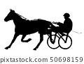 安全带 马儿 矢量 50698159