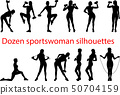 sport silhouettes fit 50704159