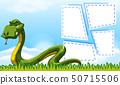 뱀, 독사, 틀 50715506