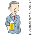 用啤酒敬酒 50720017