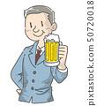 用啤酒敬酒 50720018