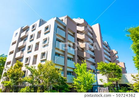 대규모 수선 후 아파트 50724362