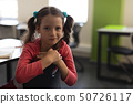 女孩 少女 学校 50726117