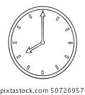 vector of clock 50726957