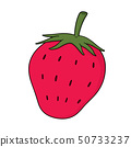 vector of strawberry 50733237