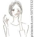 過敏性結膜炎特技眼疲勞眼病 50735532