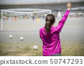 Women who support football 50747293