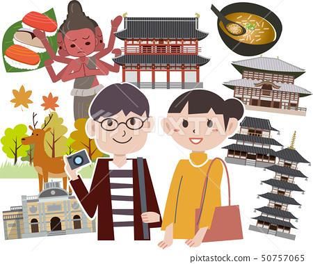 奈良觀光旅遊 50757065