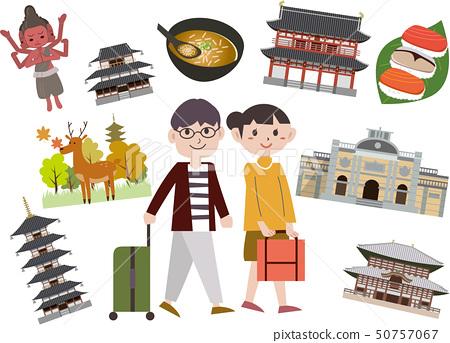 奈良觀光旅遊 50757067