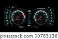 Car dash board vector illustration eps 10 007 50763136