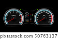 Car dash board vector illustration eps 10 008 50763137