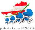 奥地利 旗帜 旗 50766514
