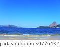 리우데 자네이루 플라멩고 해안에서보기 50776432