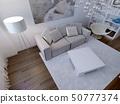 客厅 室内装饰 矮桌 50777374