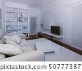 客厅 高科技 室内装饰 50777387