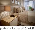 卧室 时尚 现代 50777480