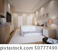 卧室 时尚 现代 50777490
