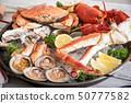 gorgeous seafood platter image 50777582