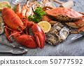 assorted crustacean image 50777592