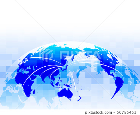 商業形象世界地圖日本地圖日本經濟增長貿易世界銷售 50785453