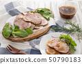 구운 돼지 고기 50790183
