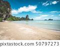 Tonsai beach in Thailand 50797273