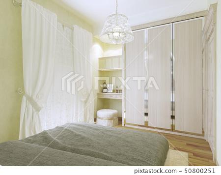 Olive bedroom modern style 50800251