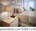 卧室 当代 设计 50801148