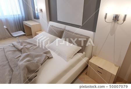 Modern hotel apartment 50807079