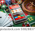 Casino online. Smartphone or mobile phone, slot 50828837