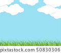 푸른 하늘과 구름 50830306