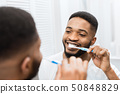Daily hygiene concept 50848829