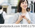 婦女主婦購物生活方式 50851179