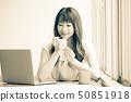 ผู้หญิงไลฟ์สไตล์ 50851918