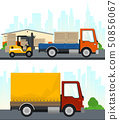 Set of Cargo and Storage Services 50856067