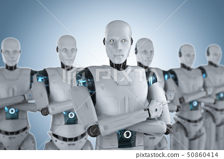 Artificial intelligence teamwork 50860414